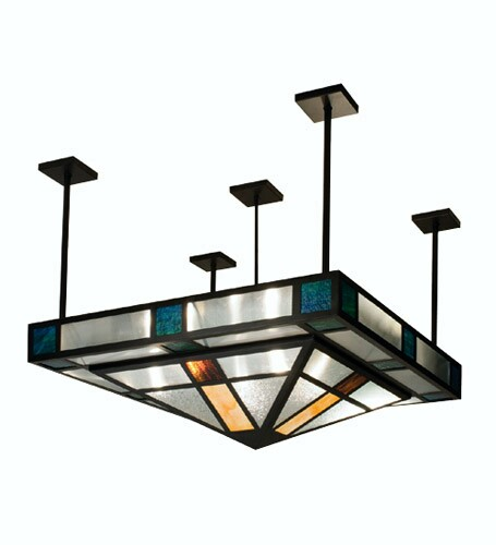 Square Semi Flush Mount 77 Product Photo