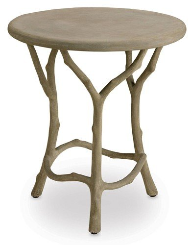 Currey & Company Hidcote Side Table