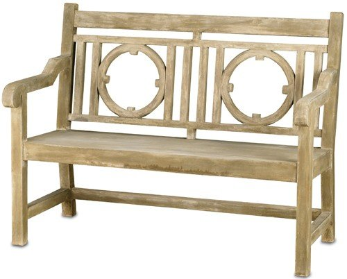 Currey Company Bench Small
