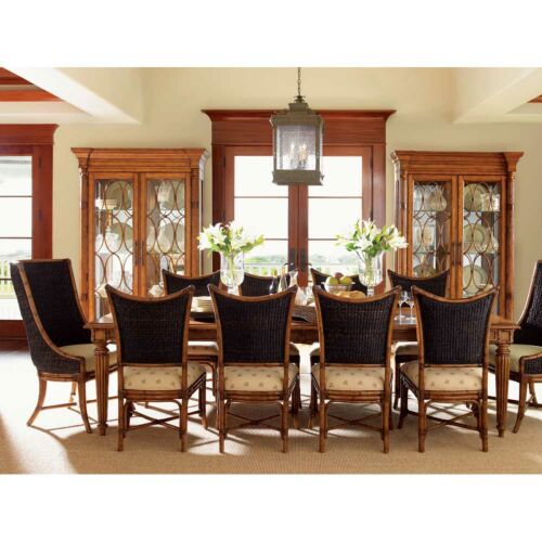 Tommy Bahama Island Estate Grenadine Extension Dining Table