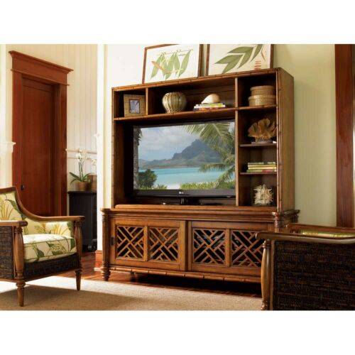 Tommy Bahama Island Estate Nevis Entertainment Center