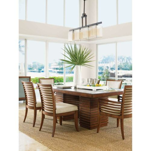Tommy Bahama Ocean Club Peninsula Dining Table