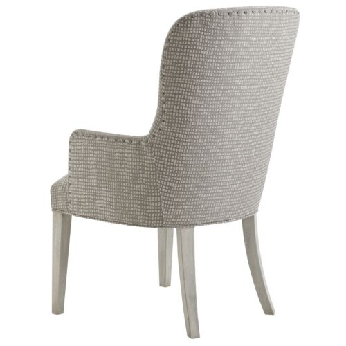 Lexington Oyster Bay Baxter Upholstered Arm Chair - Set of 2