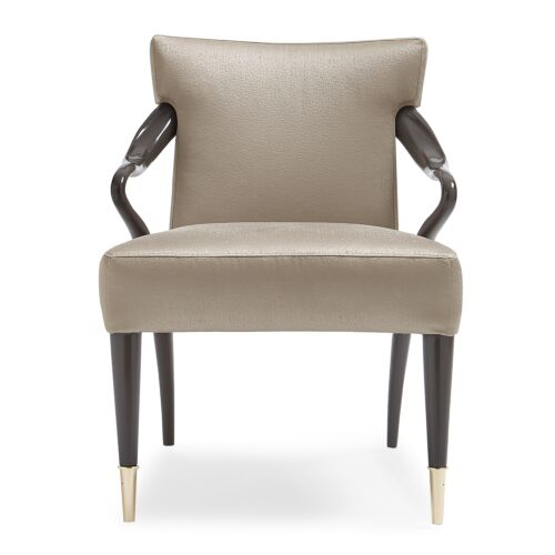 Caracole Upholstery Swoosh Accent Chair