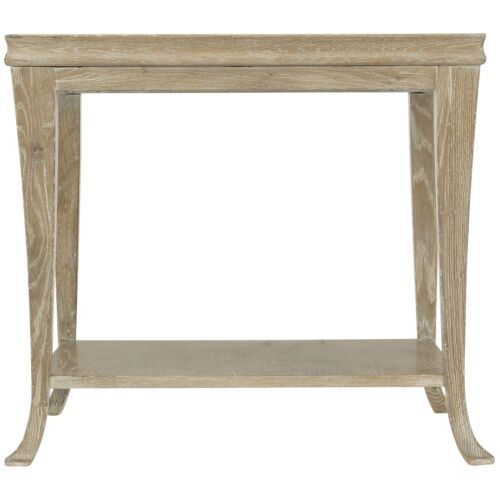 Bernhardt Rustic Patina End Table
