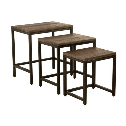 Hillsdale Furniture Castille 3-Piece Nesting Table
