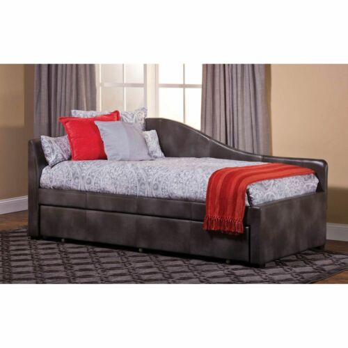 Hillsdale Furniture Winterberry Faux Leather Daybed