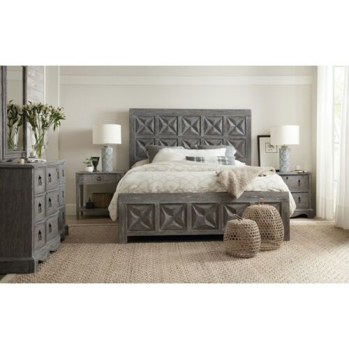 Hooker Furniture Beaumont California King Panel Bed