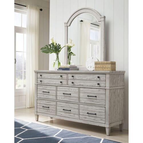 Legacy Classic Belhaven Arched Dresser Mirror