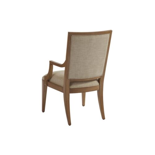 Barclay Butera Newport Eastbluff Upholstered Arm Chair Set of 2