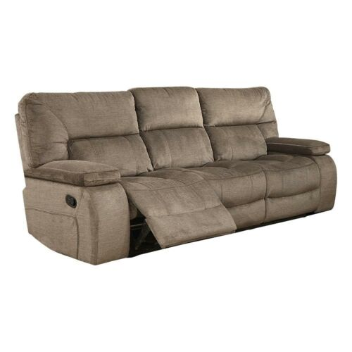 Parker Living Chapman Manual Drop Down Console Sofa in Kona