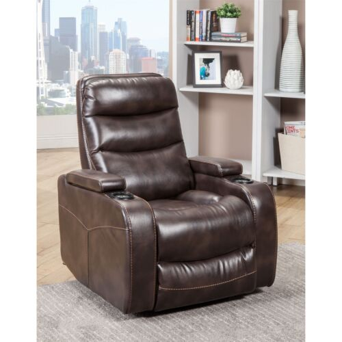 Parker Living Genesis Power Home Theater Recliner in Truffle
