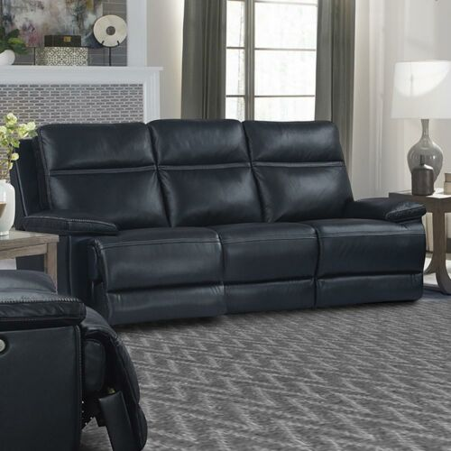 Parker Living Paxton Power Sofa in Navy