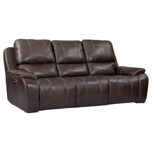 Parker Living Potter Power Sofa in Walnut