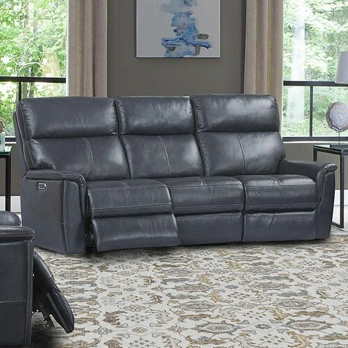 Parker Living Reed Power Sofa in Indigo