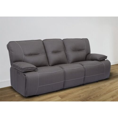 Parker Living Spartacus Power Sofa in Haze