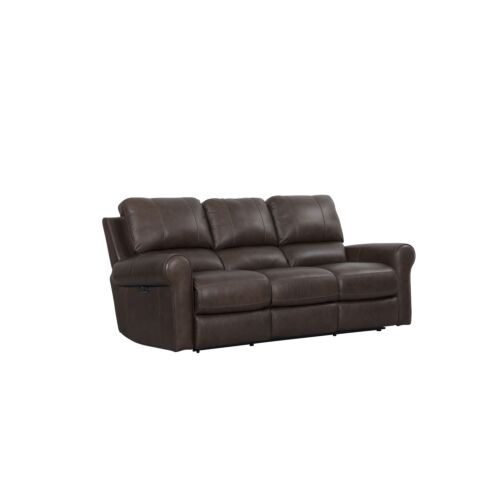 Parker Living Travis Power Sofa in Verona Brown